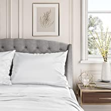 fit king/cal luxury magazine mattress moisture momme pillowcases pillowcase