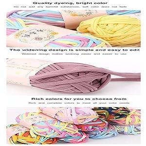 Cloth Yarn DIY