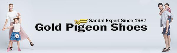 GP Gold Pigeon Shoes Best Outdoor Indoor Sandals Flip-flops Slides for Girls Boys Women Men
