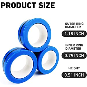 magnetic ring toys