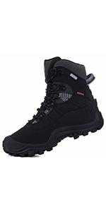 hiking boot men waterproof