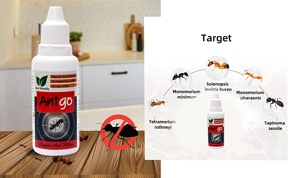 ant go killer target ants