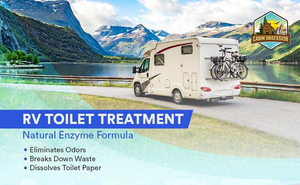 RV Toilet Treatment