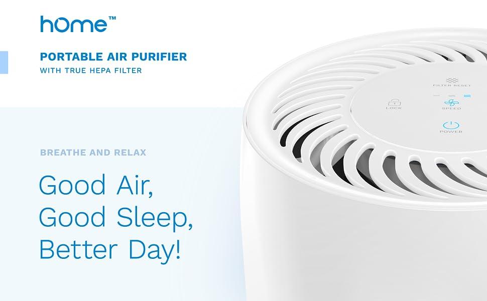good air = good sleep