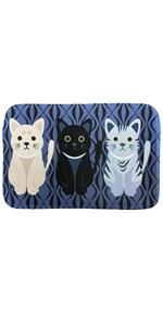 cat floor mat