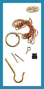 DIY Tiki Toss Kit