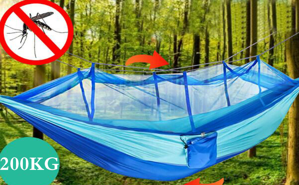 double person hammock