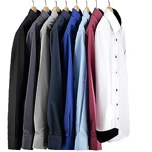 men shirts slim