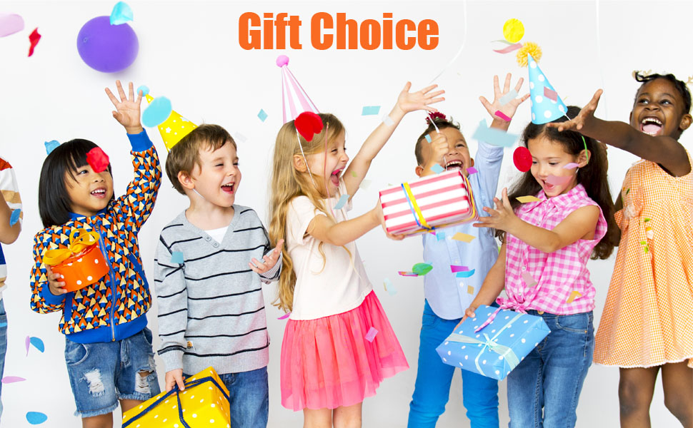 Gift choice for kids
