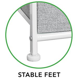 Stable Feet