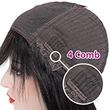 4 combs