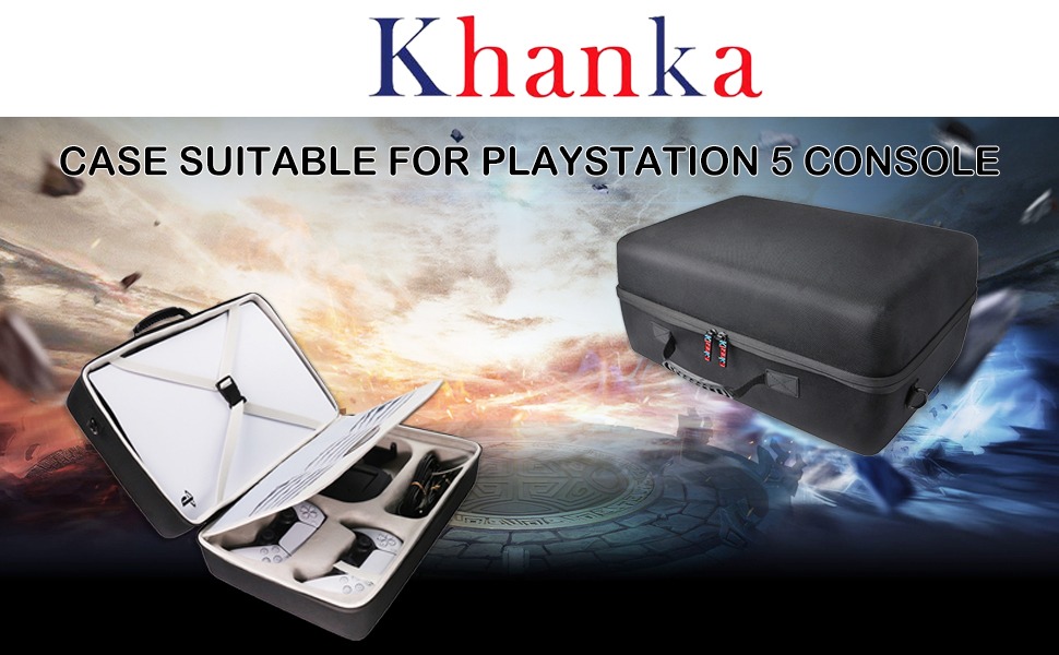 Playstation 5 Console Case