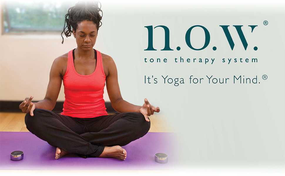 Now Tone Therapy Yoga for Your Mind