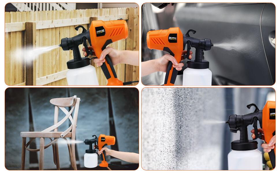 spray paint sprayer