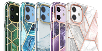 i-Blason Stylish Cosmo Case with Screen Protector for iPhone 11 6.1 2019