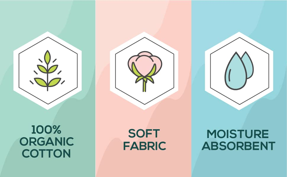 Soft Premium Pure Cotton Handkerchiefs