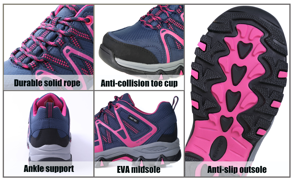 hiking shoes outdoor anti-slip