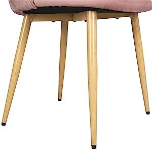 Wooden style metal legs