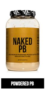 penut butter powder, powdered pb, vegan pb powder