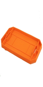 Grypmat flexible tool tray mat cart non slip wrench ratchet socket grip mat pro