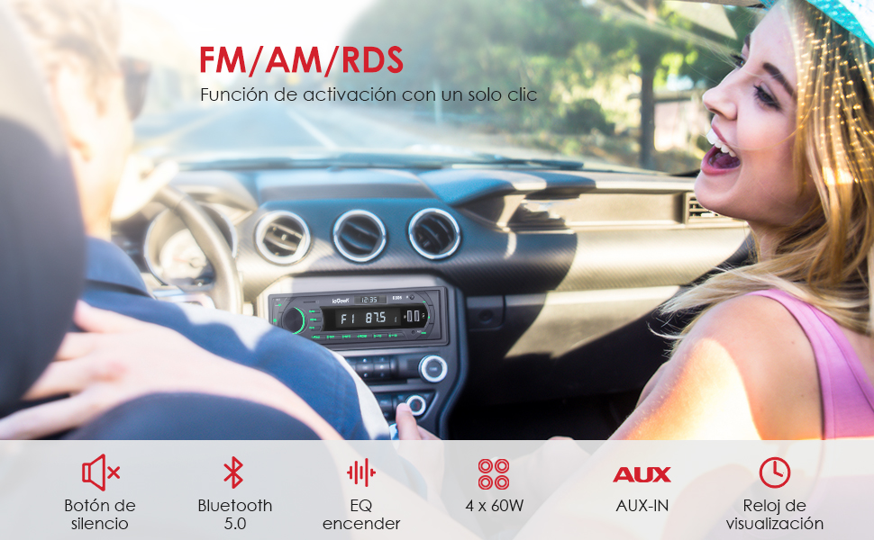 Bluetooth autadium за кола