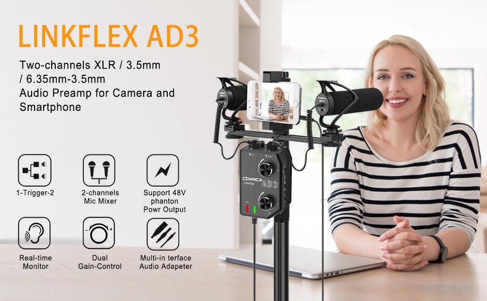 linkflex AD3 adapter