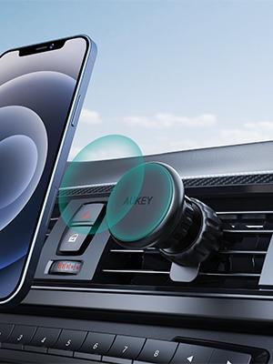 Aukey Erweiterte Klammer 2021 Kfz Handyhalterung Auto Elektronik