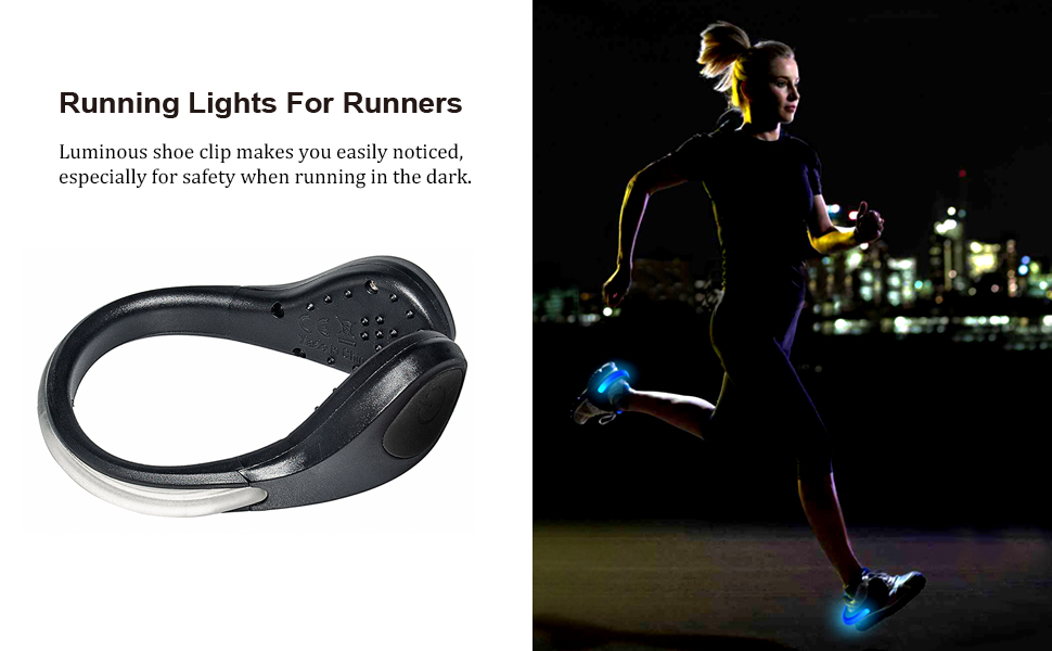 Running Lights for Runners