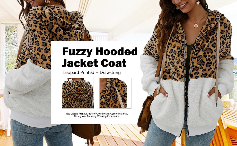 Hoodie jacket for women