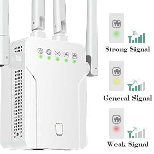 Extensive adaptation wifi extender,