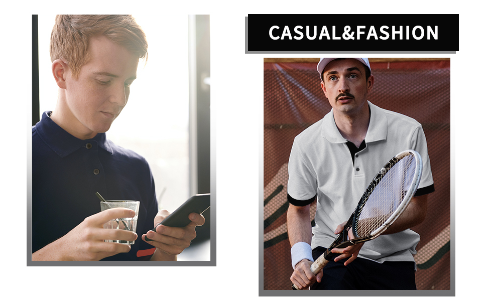 casual&fashing
