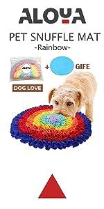dog puzzle mat