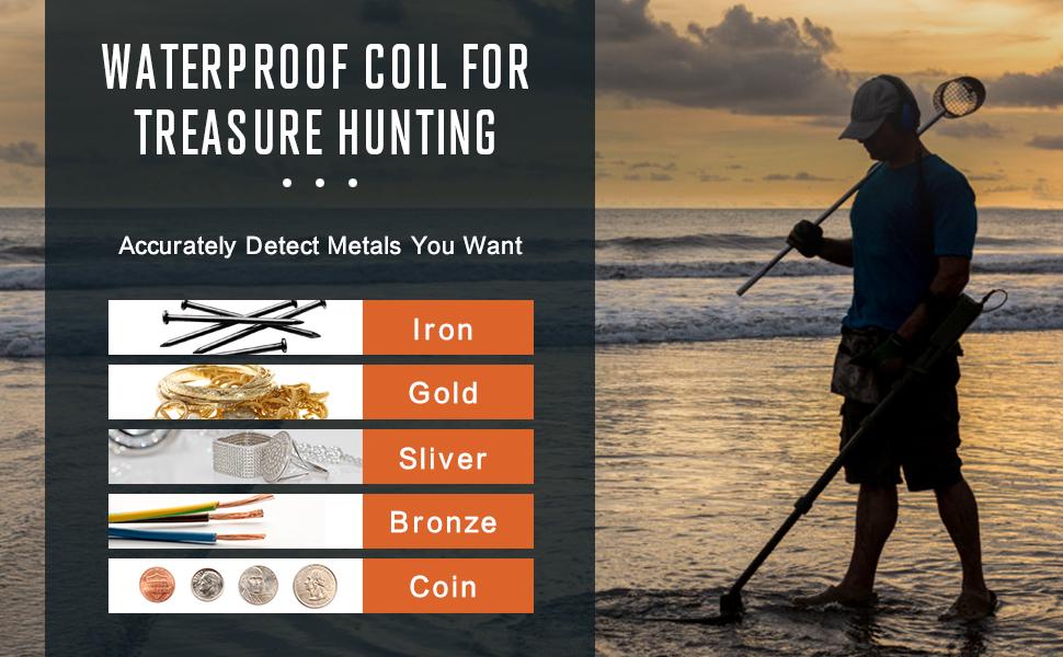 treasure detecting