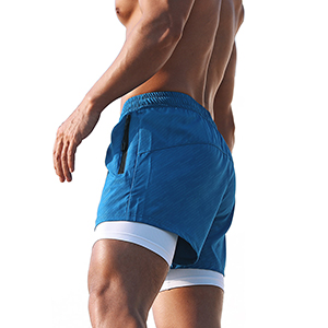 men gym shorts