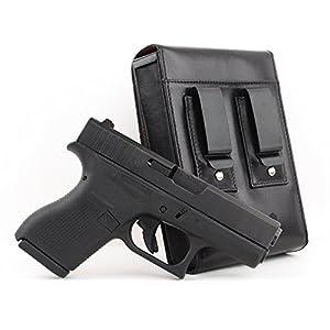 Sneaky Pete Nylon Belt Clip Holster Medium-B(2210) for Glock, Kahr, Keltec, Ruger amp; More!