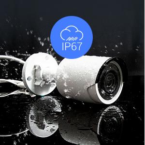 Wasserdicht IP67 für den Einsatz