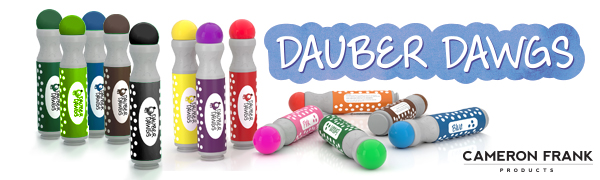Cameron Frank Products Dot Markers For Kids Dauber Dawgs