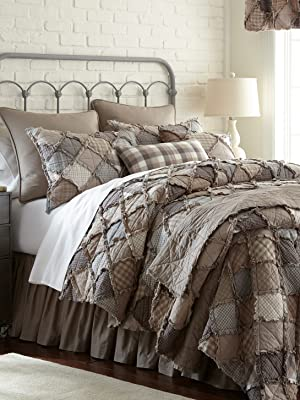 Contemporary, Bedding, Donna Sharp, Smoky Mountain