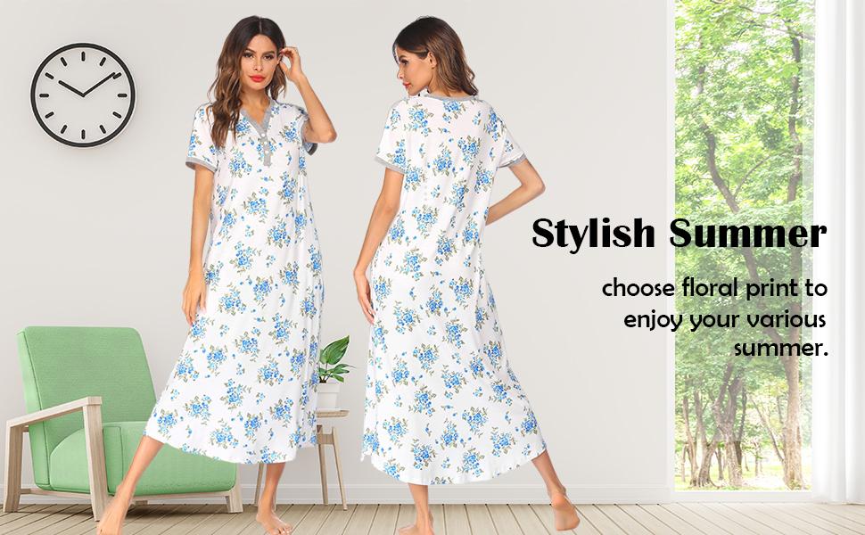 pjamas stylish summer