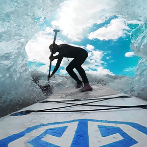 surfing sup board