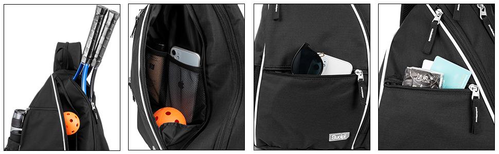 pickleballs outdoor balls tennis bags for women tennis backpack pickleball bags for women