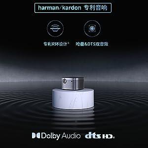 Harman/Kardon Patented Audio + DTS HD