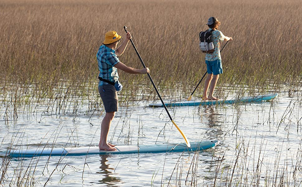 KAVU Fishermans Chillba Bucket Hat Water Resistant Reversible Fishing Cap