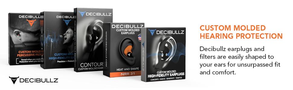 Custom Molded Hearing Protection