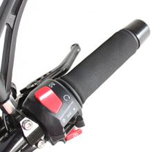 PAAR Motorradschaumgriffabdeckungen Anti-Vibrations-Slip für alle Griffe in Standardgröße