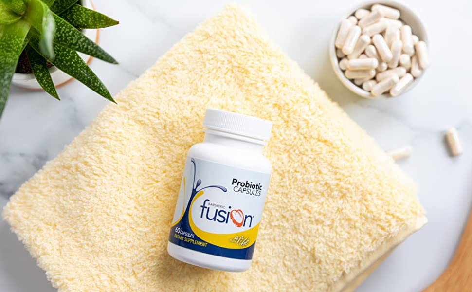 Bariatric Fusion Bariatric Probiotic for Bariatric Patients including gastric bypass and sleeve