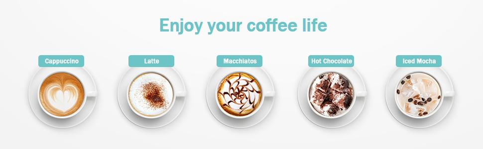 enjoy your coffee life