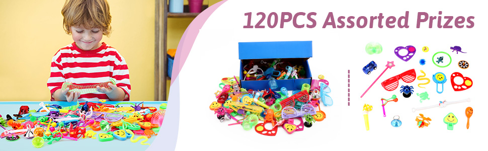 150 Assorted Party Bag Fillers Pinata Favours Boys Girls Unisex Lucky Dip Prizes