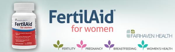 pre-natal vitamin, fertility support, irregular cycles, hormone balance, FertilAid, Fairhaven Health