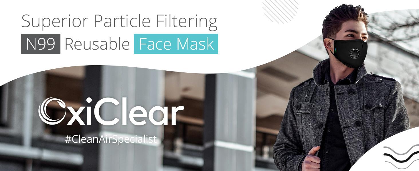 n99 face mask